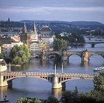 Рождение города Праги