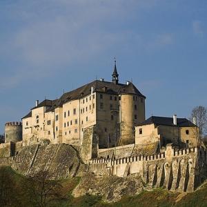 Аренда замка в Чехии
