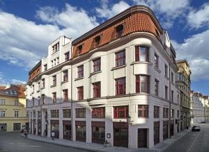 ТОП-5 Необычных отелей Праги